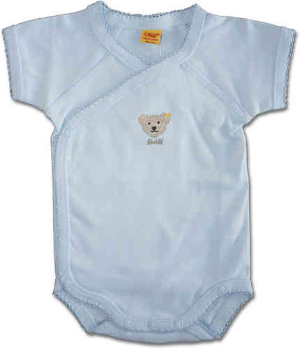 Steiff Wickelbody 1/4 Arm baby blue